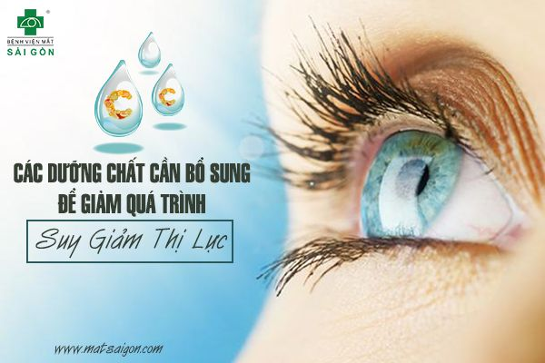 Cách chăm sóc mắt khi bị suy giảm thị lực-3