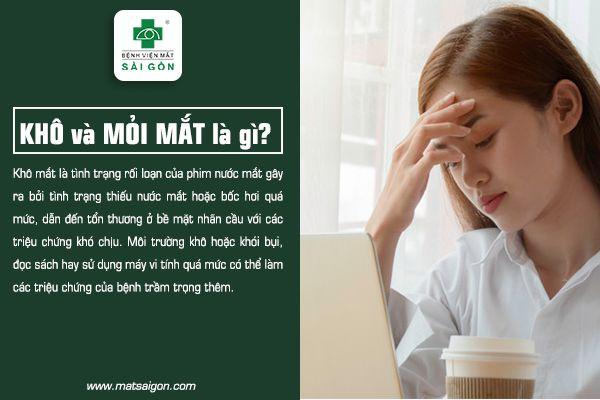 Cách chăm sóc mắt khi có triệu chứng khô và mỏi mắt-2