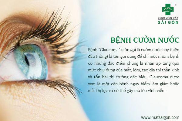 Những bệnh về mắt có nguy cơ mù lòa nếu không được chữa trị kịp thời-4