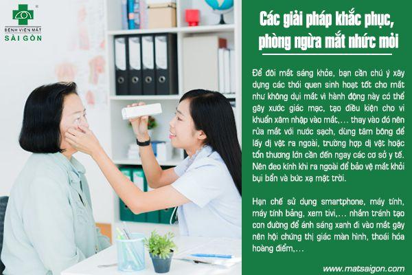 Tại sao mắt nhức mỏi và cách khắc phục-3