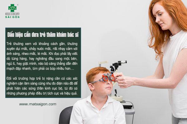 Trẻ có nguy cơ bị bệnh về mắt khi tiếp xúc nhiều với ipad-3